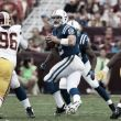 Colts demolió a Redskins con un Luck intratable