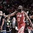 Jimmy Butler sai lesionado e James Harden comanda vitória dos Rockets sobre os Wolves