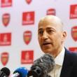 Milan, ufficiale: Gazidis nuovo ad a partire dal 1° dicembre 2018