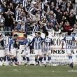 Ruben Mesa puso la bota, Huelva el gol