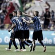 El Inter saca adelante el partido ante el Empoli antes del descanso