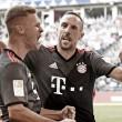 El Bayern se impone sobre la bocina en campo del Hamburgo