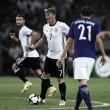 Una Alemania solvente le endulza la despedida a Schweinsteiger