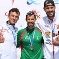 Fernando Pimenta conquista duas medalhas de ouro