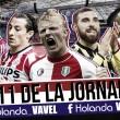 Once ideal de la 16ª jornada de la Eredivisie