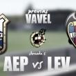 AE Prat - Atlético Levante: impera la necesidad de victoria