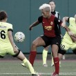 Lianne Sanderson not to finish out NWSL season due to ACL injury