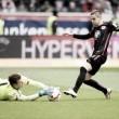 El Eintracht mantiene sus esperanzas de permanencia
