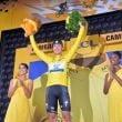 "Tony Martin: ""Tenia presión por poder vestir el maillot amarillo"""