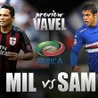 AC Milan - Sampdoria: Mihajlovic's reunion  against former club