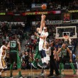 NBA - I Pelicans travolgono anche Boston