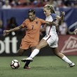 USWNT takes victory after a competitive match against the Netherlands