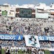 La afición del Tenerife quiere la permanencia