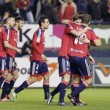 Osasuna - Gimnàstic de Tarragona: puntuaciones de Osasuna, jornada 19 de la Liga Adelante.