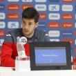 """Javi López: """"El club ha intentado retirar el dorsal en diversas ocasiones pero la Federación sólo permite tener 25 fichas"""""""