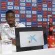 """Pape Diop: """"Aún no estamos salvados e iremos al Camp Nou para asegurar nuestro objetivo: la salvación"""""""
