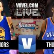 Resultado Golden State Warriors x Oklahoma City Thunder na final do Oeste na NBA (120-111)