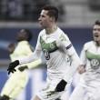 El Wolfsburgo se relaja y deja con vida al Gent para el partido de vuelta