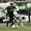 El Wolfsburgo neutraliza al Gladbach y se mete en la pelea por la cuarta plaza