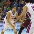 History Made: D.J. Balentine Becomes All-Time Leading Scorer While Evansville Purple Aces Solidly Pound Missouri State