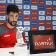 """Álvaro González: """"Si estamos a la altura de muchos partidos que hemos jugado en casa, tenemos opciones de ganar"""""""