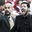 Simeone vs Guardiola: antagonistas tácticos