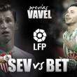 Sevilla FC - Real Betis Balompié: ganar como única opción