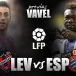 Previa UD Levante - RCD Espanyol: los blanquiazules buscan sellar la permanencia