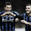 Jeison Murillo anotó su primer gol con el Inter en la goleada al Frosinone