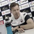 """Manuel: """"Mañana debemos salir a ganar al Mallorca"""""""