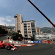 Monaco GP: Vettel on top in FP2 as Mercedes strangely off the pace