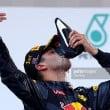 Malaysian GP: Ricciardo wins as Hamilton explodes