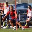 "Juanfran: ""Vamos a pelear por traernos algo del Camp Nou"""