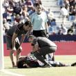Nano Mesa y Sergio Postigo podrán estar ante el Atlético de Madrid