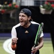 ATP Budapest: Lucas Pouille saves two match points against Jiri Vesely to reach the quarterfinals