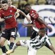 DIM - Atlético Nacional: se juega el primer clásico oficial del año