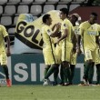 Once Caldas no levanta y sucumbe contra Atlético Nacional