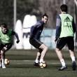 Bale vuelve a una convocatoria con ausencias notables