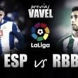 Previa RCD Espanyol - Real Betis: batalla de altos vuelos