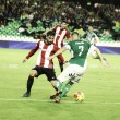 Antecedentes Real Betis - Athletic Club: 24 victorias béticas en su feudo