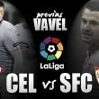 Celta de Vigo – Sevilla: evitar la resaca europea