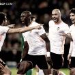 El Valencia CF vence por la mínima y deja el descenso a doce puntos
