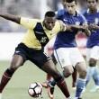 Gabriel Jesus brilha no segundo tempo e Brasil vence Equador na estreia de Tite