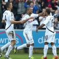 Swansea surprend Newcastle en fin de match