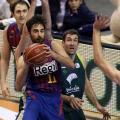 Barcelona - Unicaja: pendientes de Mavrokefalidis
