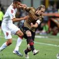 La Roma freine l'AC Milan et relance la course à l'Europe