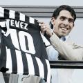 La Juventus fait signer Carlos Tévez