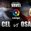 Previa Celta de Vigo - CA Osasuna: el único camino es ganar