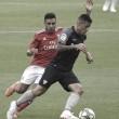 El Benfica gana por la mínima al Sevilla