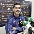 """Garrido: """"Trabajé para quedarme y el míster ha confiando en mí"""""""